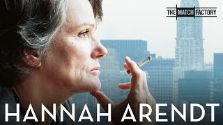 Hannah Arendt - movie trailer