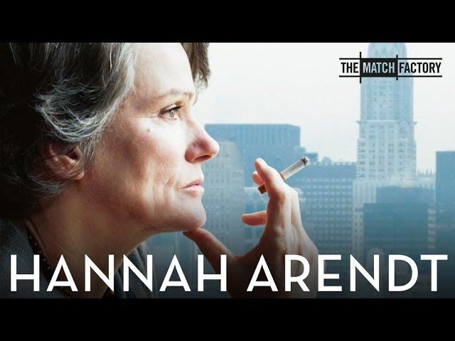 HANNAH ARENDT by Margarethe von Trotta - Trailer (HQ)