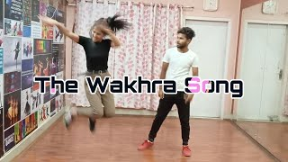 The Wakhra Song - Judgementall Hai Kya | Tanishk Bagchi, Raja Kumari, Navv Inder | New Choreography