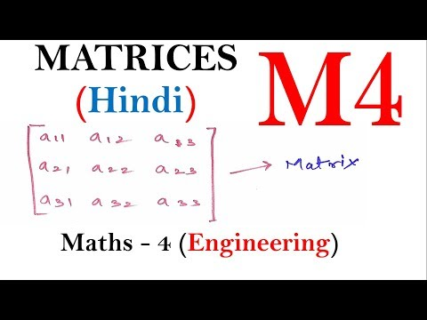 Derogatory and Non Derogatory matrices in Hindi | Matrices