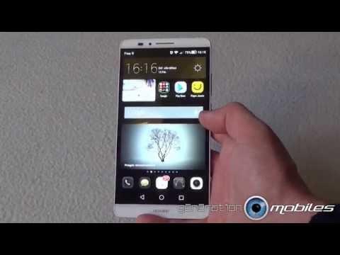 TEST Huawei Ascend Mate 7 en détail part 2