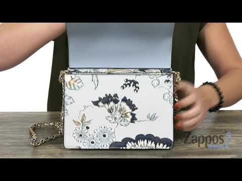 bd8449f34ad0 Tory Burch Robinson Floral Convertible Shoulder Bag SKU  9143716