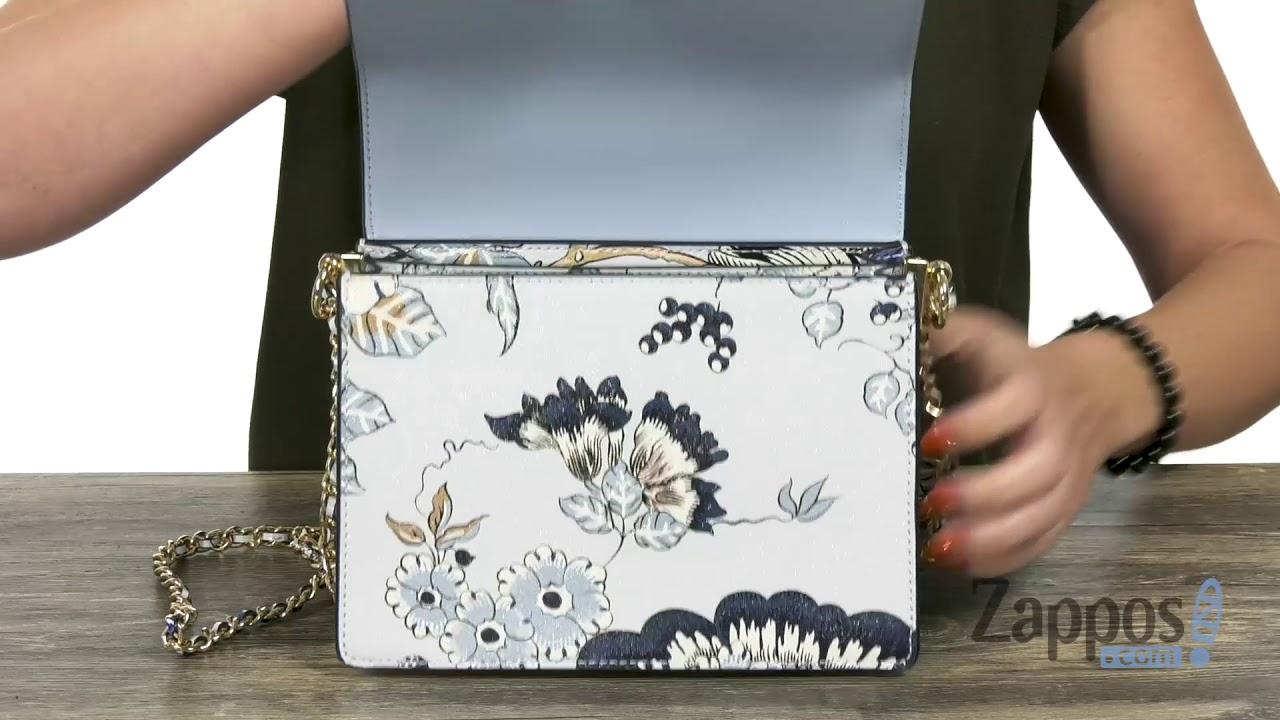 130858aa3 Tory Burch Robinson Floral Convertible Shoulder Bag SKU  9143716. Shop  Zappos