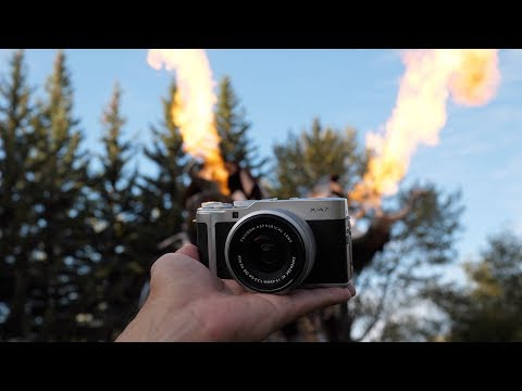 DPReview TV: Fujifilm X-A7 Preview