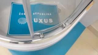 Душевой уголок Luxus L 013 R(, 2016-06-22T12:38:57.000Z)