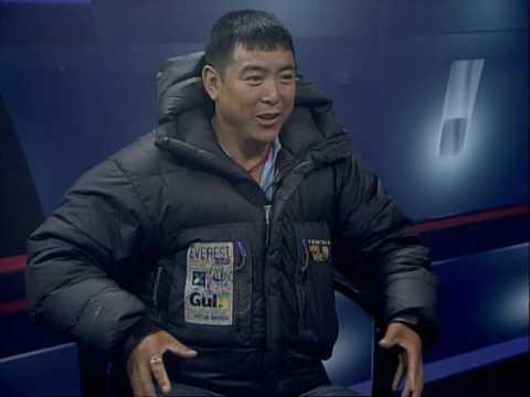 Sports Talk with Everest climber Dawachiring Sherpa by Raju Silwal