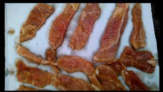 Мясные чипсы | Чипсы из мяса: как приготовить? Быстрый рецепт