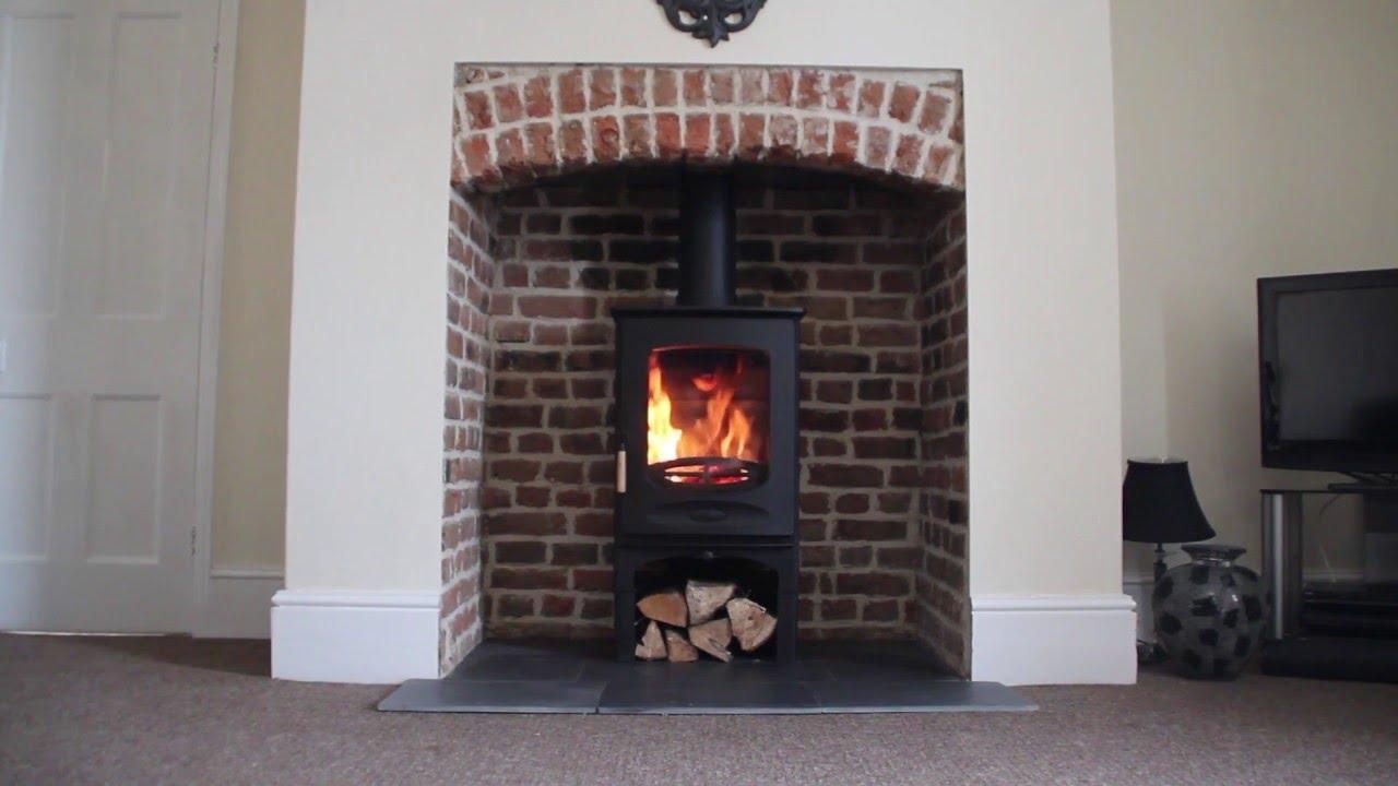 Georgian Fireplace Restoration - YouTube