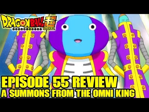 Dragon Ball Super - Episode 55 Review! Hey...