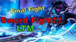 Fortnite -  New Sword Fight LTM PS4 Live Squad Fills