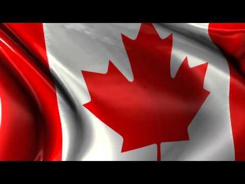 Free looping animation flag of canada youtube - Canada flag image ...