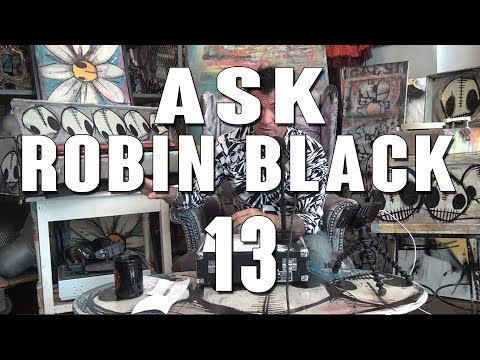 Ask Robin Black 13: Weidman vs Gastelum