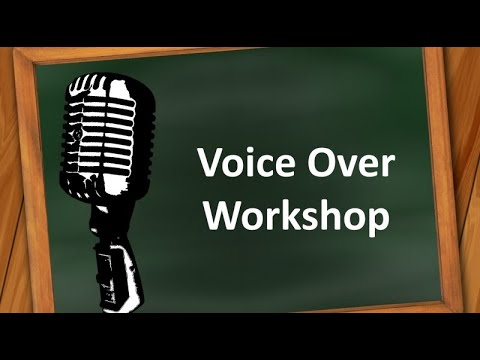 Learn Voice Over Acting Dubbing Courses In Mumbai From Partymap Voice Over Training Online Courses Youtube