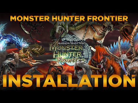 [MH Frontier] How to Install Monster Hunter Frontier [Taiwan]