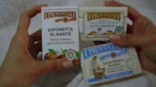 Come scegliere un buon sapone e INCI Saponi eco bio I Provenzali