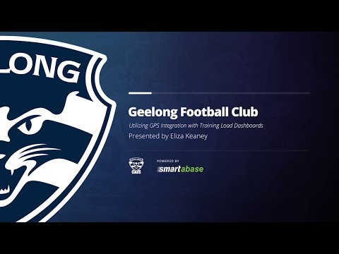 Geelong Cats Presentation | MIT Sloan Sports Analytics Conference 2018