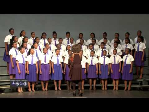 Dominican Convent - Harare:    Western Vocal Senior Choirs  CUP Winners