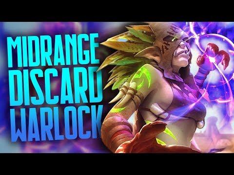 Midrange Discard Warlock | Rastakhan's Rumble | Hearthstone