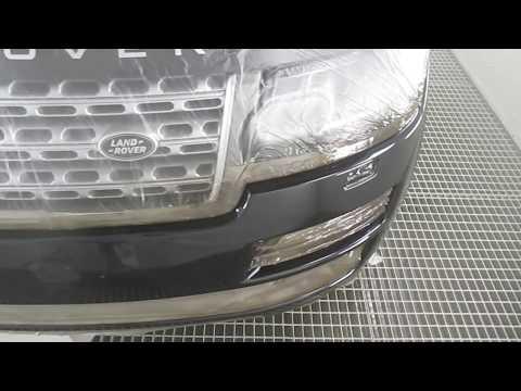 Кузовной ремонт в Армении ( Range Rover )