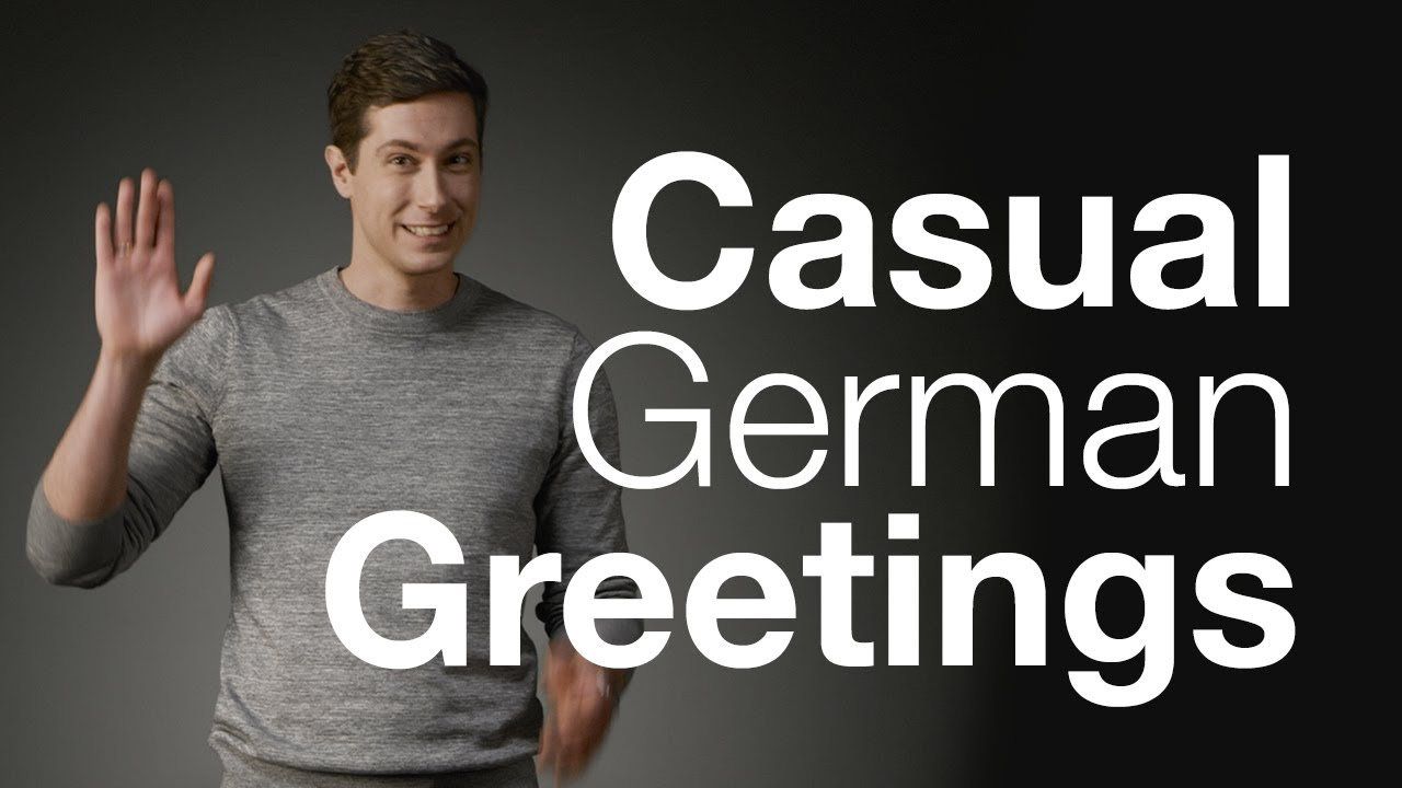 """Na in German: An Informal Way to Say """"Hello"""" and """"How Are You?"""""""