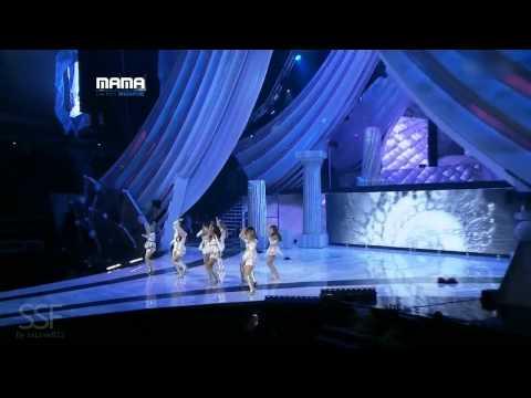 [MP3 MIX] 소녀시대 (SNSD / Girls' Generation) - The Boys (MAMA Remix)