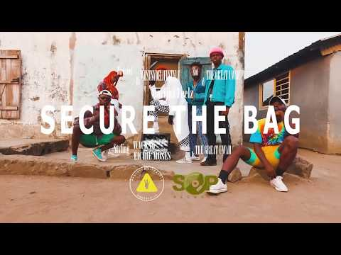 Martinsfeelz Ft. Falz – Secure the bag – (Official Dance Video)