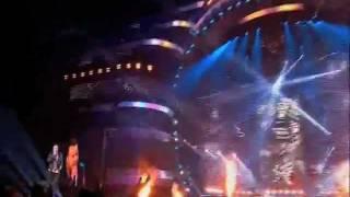 CHEMIA - FIRE (TV POLSAT Sylwestrowa Moc Przebojów 01.01.2012)