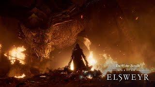 The Elder Scrolls Online: Elsweyr - Trailer cinematografico ufficiale E3