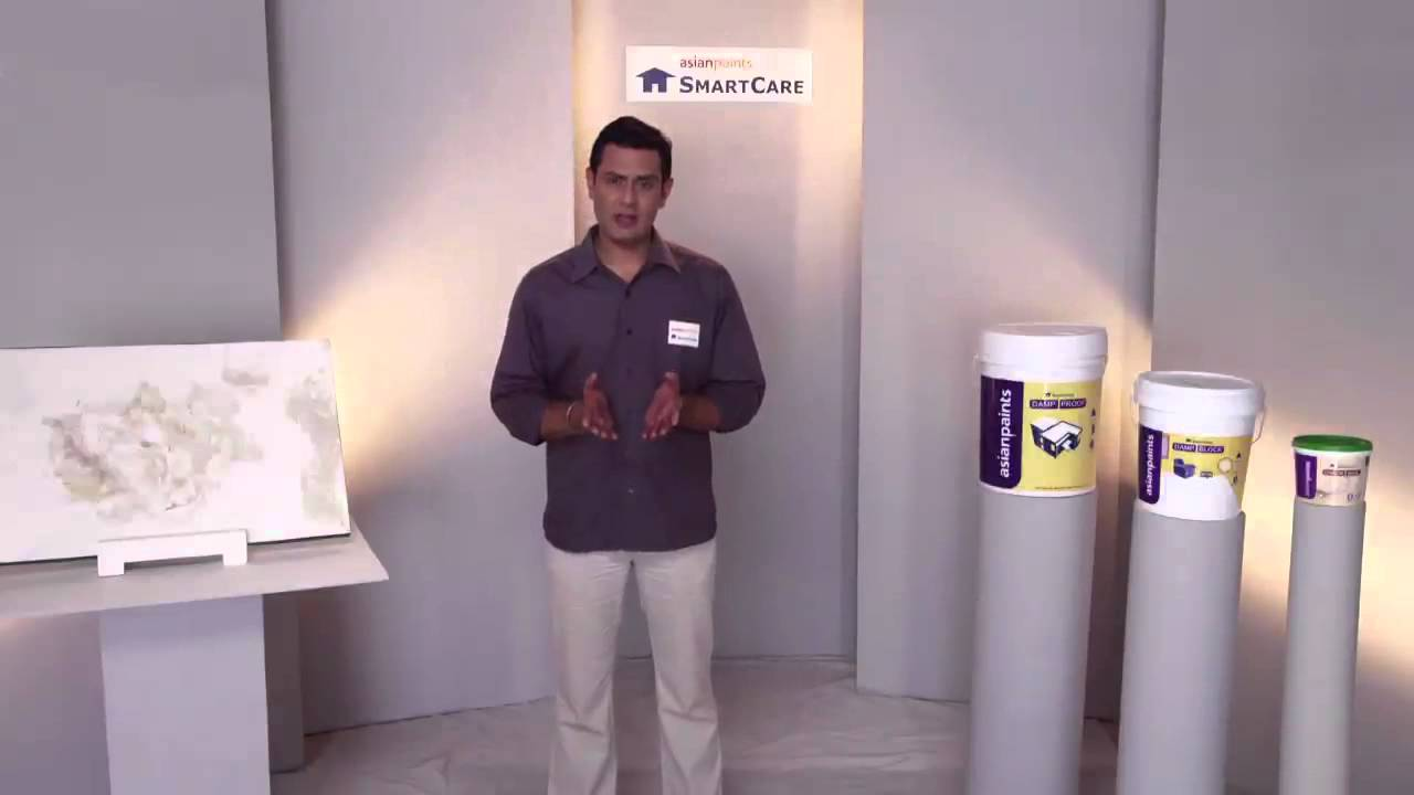 Long lasting homes smartcare damp proof youtube - Damp proofing paint for exterior walls ...