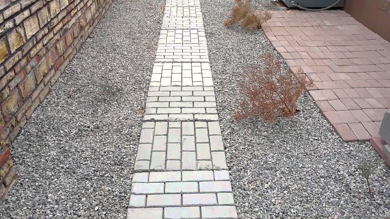 {{ QuikRete WalkMaker }} Make Your Own Brickform Mold ...