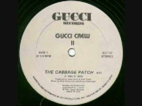 Gucci Crew II - The Cabbage Patch
