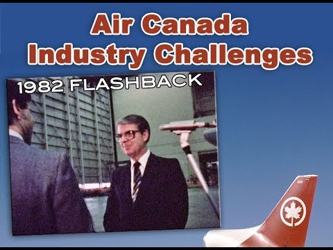 Air Canada Industry Challenges 1982