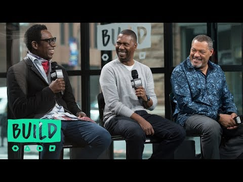 Laurence Fishburne, Kevin Hooks And Orlando Jones Talk About Shooting On Location