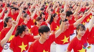 Bài hát Việt Nam ơi - Bài hát Việt Nam Ơi bản chính thức 2018 flycam đẹp say đắm