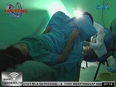 Libreng pap smear test, handog ng Kalusugan Karavan ng Kapuso Foundation
