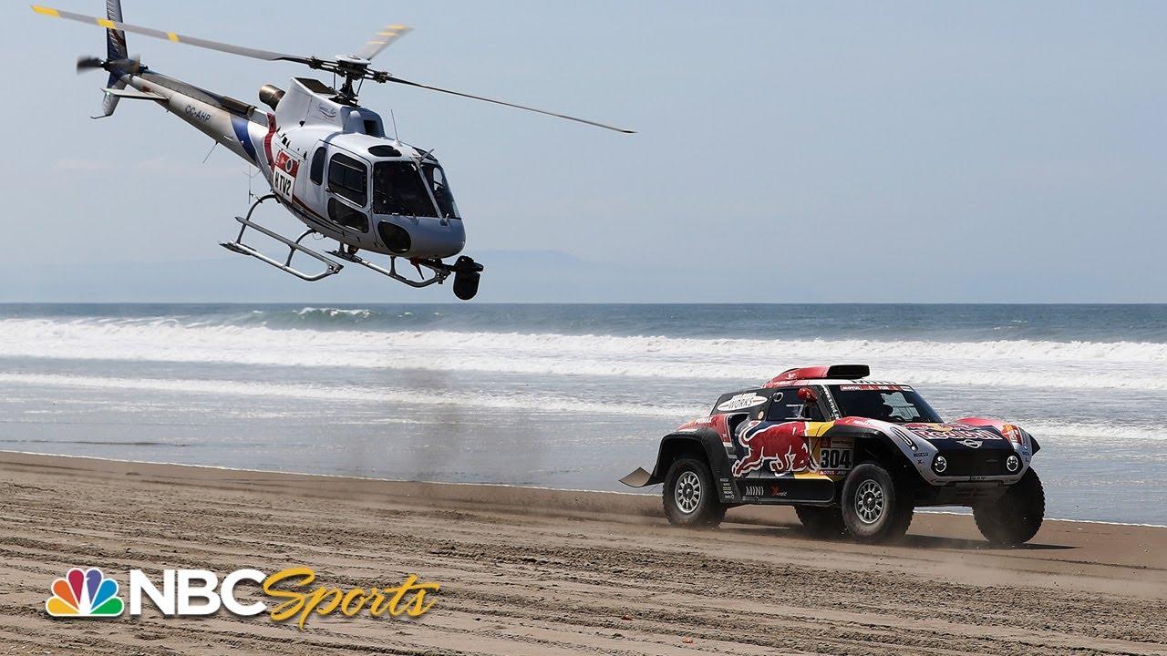 Dakar Rally: Stage 5 Highlights | NBC Sports
