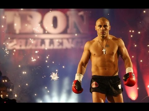 "Mixalis ""IRON MIKE"" Zambidis - ""The Greek Myth of Kickboxing!"" 