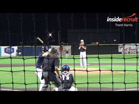 Trent Harris - Pitching Video - Pro5 Academy - Class of 2018
