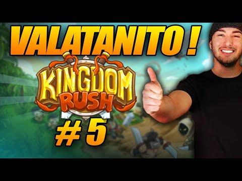 Vidéo d'Alderiate : [FR] ALDERIATE - KINGDOM RUSH 1 - EPISODE 5