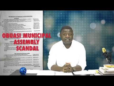 SCANDAL rocks the Obuasi Municipal Assembly