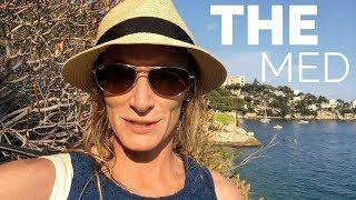 Mauritius to Nice via Dubai | Emirates | Travel Vlog | The Med