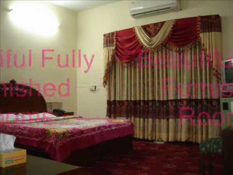 Daily, Weekly, Monthly Basis Rooms Available In Islamabad.wmv