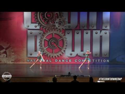 """""""Anytime You Need a Friend"""" Aislin Mitchell & Paislee DiMaria (Age 9 Lyrical Duet)"""