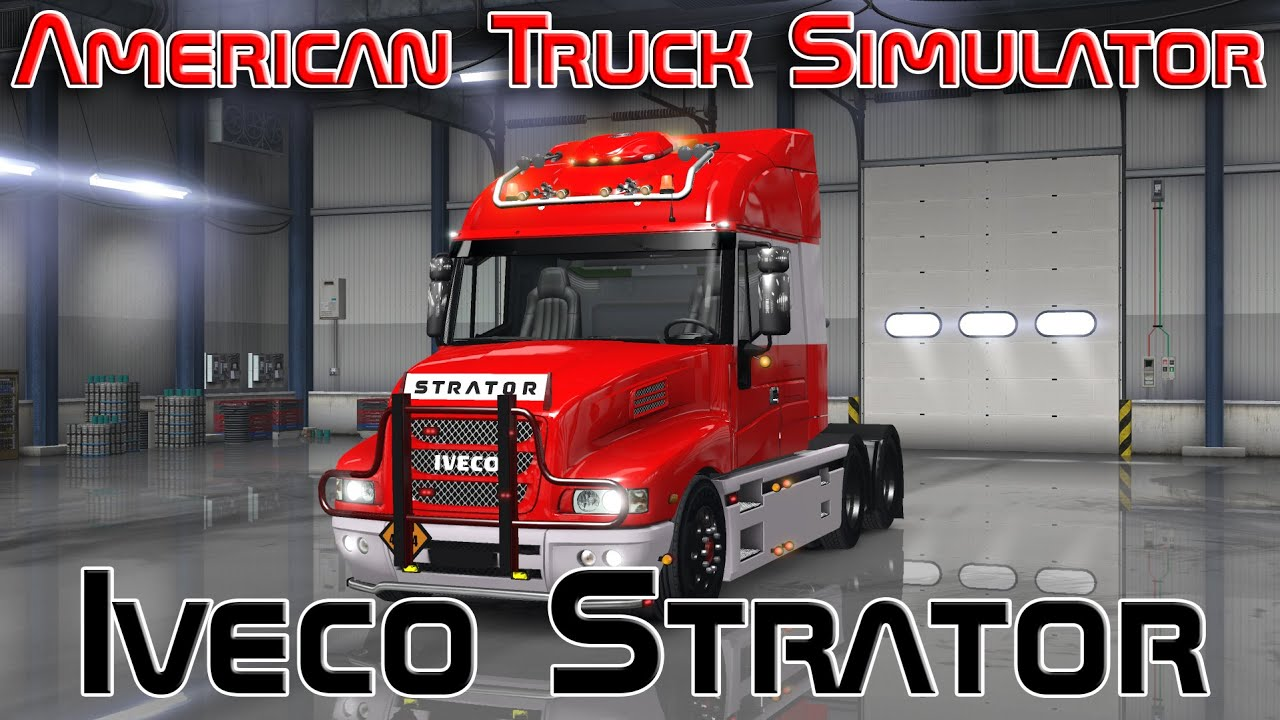 Моды на American Truck Simulator
