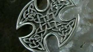 Sterling Silver Celtic Maltese Cross Dps023