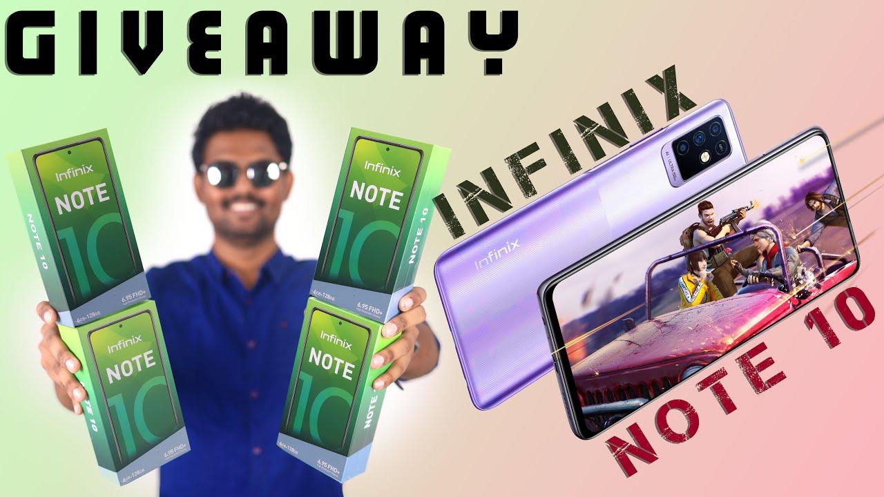ரூ11000க்கு சும்மா பட்டைய கிளப்புது!⚡⚡⚡| Infinix Note 10 Unboxing & Detailed Review in Tamil