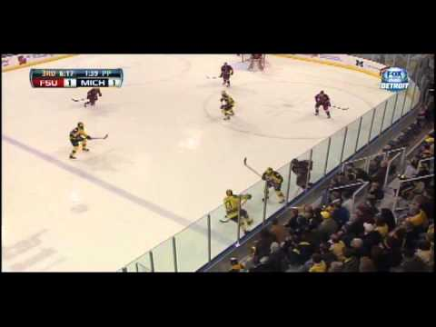 Dominic Hennig Hockey Radio Highlight Tape 2013