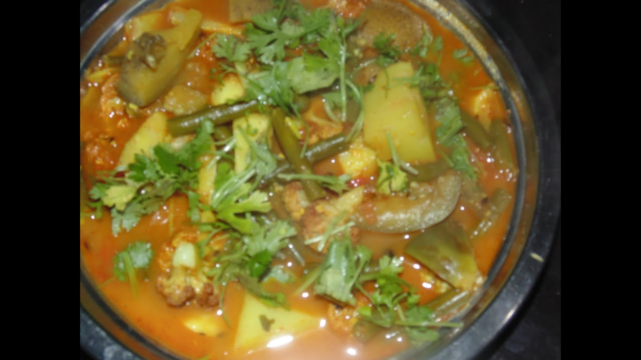 Mix veg curry without onion and garlic recipe video youtube mix veg curry without onion and garlic recipe video forumfinder Choice Image