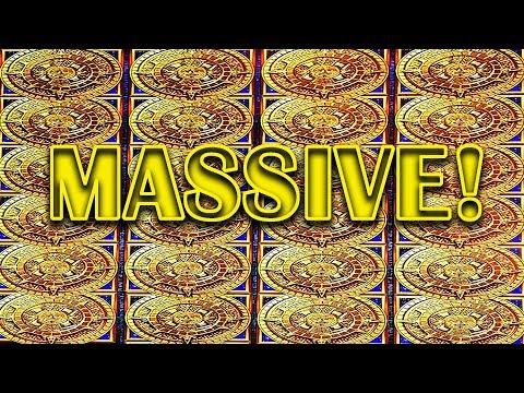 💰MASSIVE! - ⚖️MAYAN CHIEF  GREAT STACKS⚖️ -  1,000 + FREE SPINS! - Slot Machine Bonus