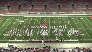 Grove City High School Marching Band - 2015 Buckeye Invitational